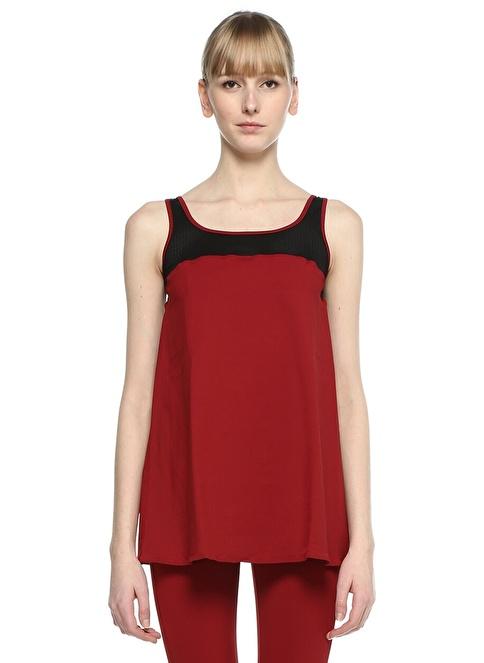 Sapopa Bluz Kırmızı